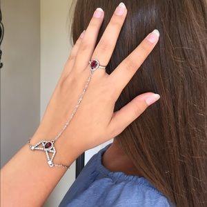NWT Etherial Chandelier Handpiece 🖤❤️